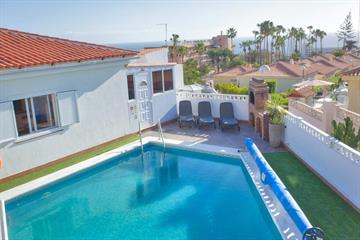Detached House - Villa for rent Adeje