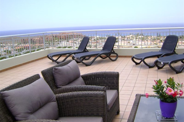 Apartment PENTHOUSE for rent Arona