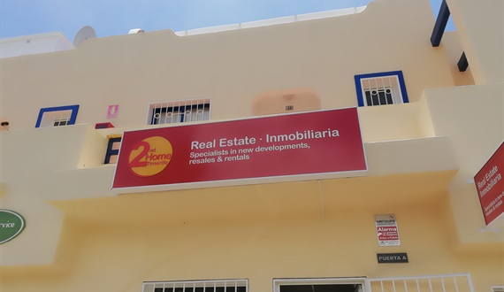 "Real estate agency ""Playa Paraiso"""
